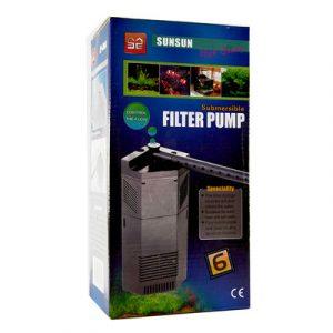 Sunsun Jp-094 Submersible Corner Filter Pump
