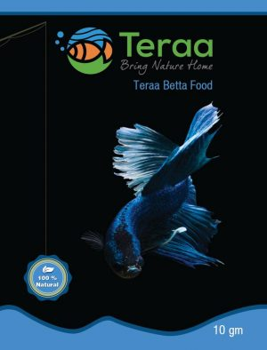 Teraa Betta Food 300x394 - Betta Fish Food 10gm