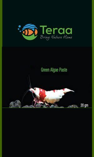 Teraa Green Algae PasteGAP 300x500 - Green Algae Paste 20gm