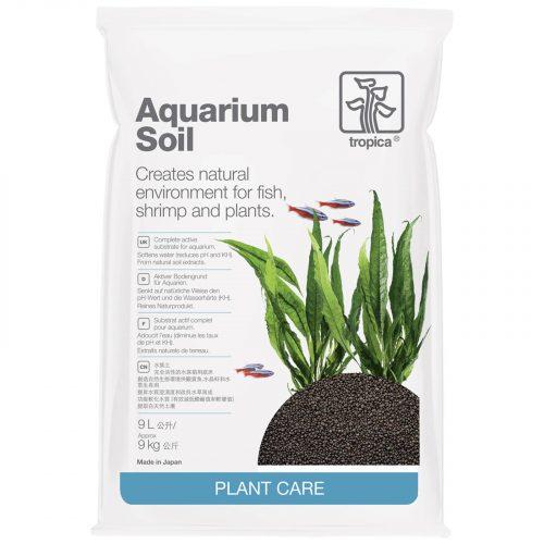 Tropica Aquarium Soil , ADA Power Sand & Super 4 - Kit 1