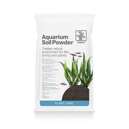 Tropica Aquarium Soil Powder 3Ltr 1