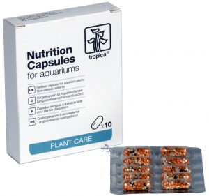 Tropica Nutrition Capsules 1 300x281 - Tropica Premium Fertiliser 125ml