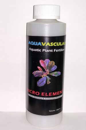 Micro 300x452 - AquaVascular Micro Elements 250ml