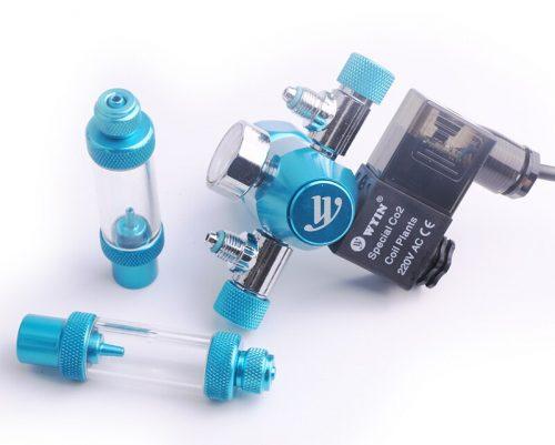 Wyin Single Gaige Dual Output Regulator