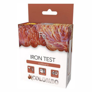 COLOMBO Iron Test Kit