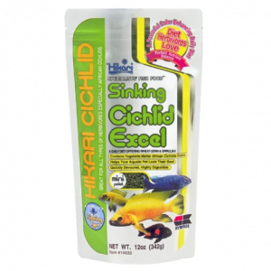 Hikari Sinking Cichlid Excel Mini 342gm