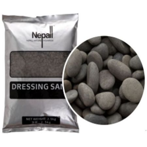 NEPALL Black Pebbles 2.5kg
