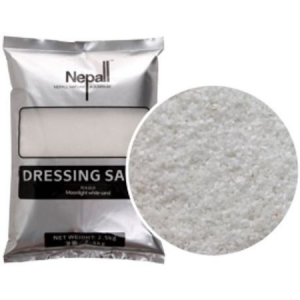NEPALL Moonlight White Dressing Sand | 2.5kg