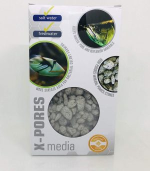 X-Pores Filter Media