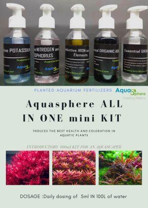 AquaSphere All in One Kit 100ml