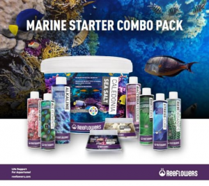 ReeFlowers Marine Starter COMBO Pack
