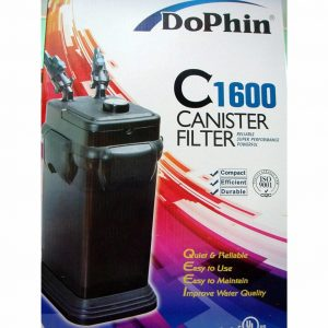 Dophin C1600 Canister Filter