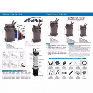 Dophin Canister Filter