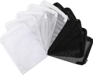 Media Bag Zip Type Pack