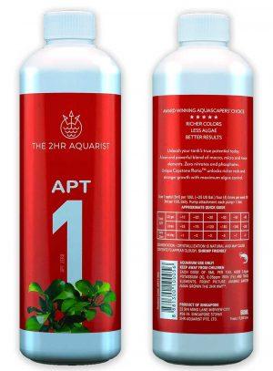 2HR AQUARIST APT Zero Fertilizer