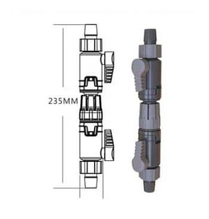 Qanvee Double Tap 16/22mm