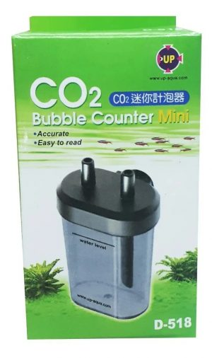 UP Aqua Mini CO2 Bubble Counter