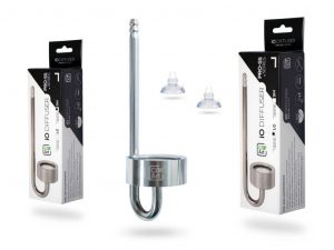 CO2Art IO Diffuser - Stainless Steel Series - In-Tank CO2 Diffuser