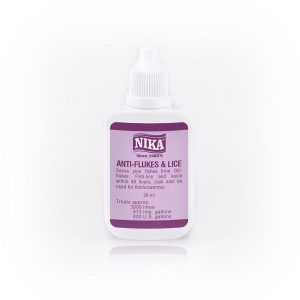 Nika AnitFlukes and Lice - 28ml