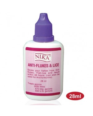 Nika AnitFlukes and Lice 28ml