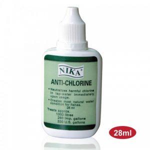 Nika Anti Chlorine 28ml