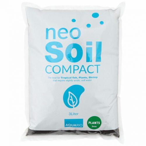 AQUARIO Neo Soil Compact Plant 3Ltr
