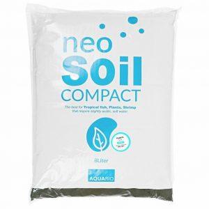 AQUARIO Neo Soil Compact Plants Powder