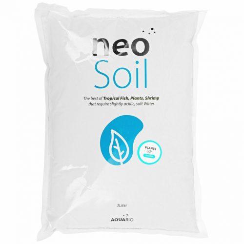 AQUARIO Neo Soil Compact Plants Powder 3Ltr