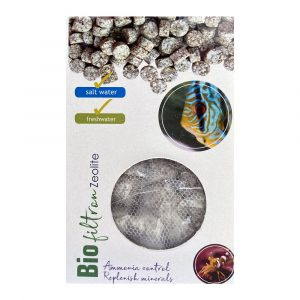 Bio filtron Zeolite Filter Media