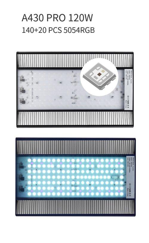 WEEK Aqua A430 Pro LED Black