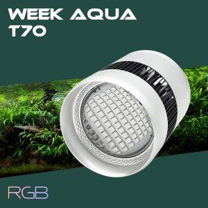 WEEK Aqua T70 RGB LED