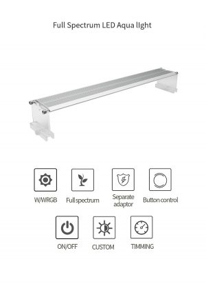 WEEK Aqua V Series WRGB LED