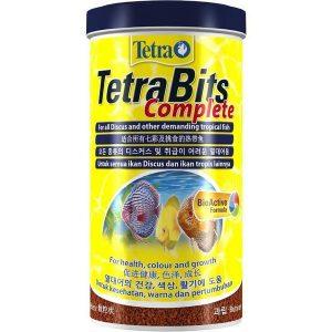 Tetra Bits Complete 300gm