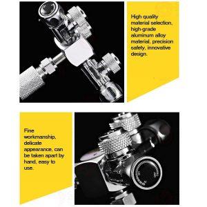 CO2 Splitter Details